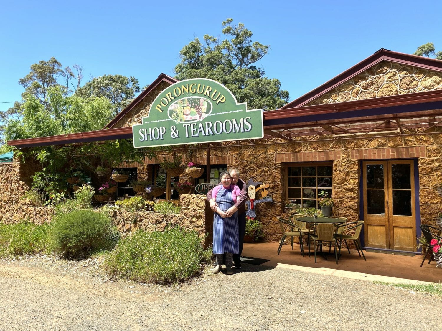 Porongurup Village Inn, Shop & Tearoom